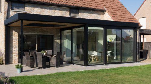 Een veranda of terrasoverkapping?