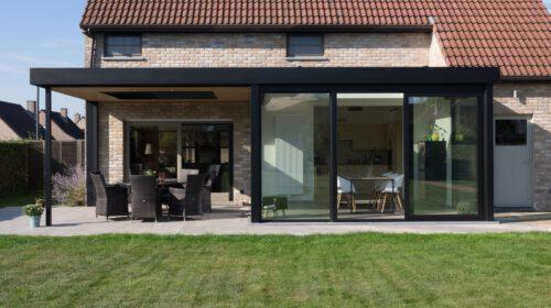 Waarom kiezen voor een veranda met een plat dak?